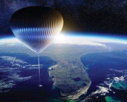 Անձը՝ 125 000 դոլար. ամերիկյան ընկերության ֆուտուրիստիկ օդապարիկը մարդկանց զբոսանքի կտանի տիեզերք