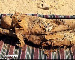 Եգիպտոսում գտել են նոր դամբարան, որում 30 մումիա է հայտնաբերվել