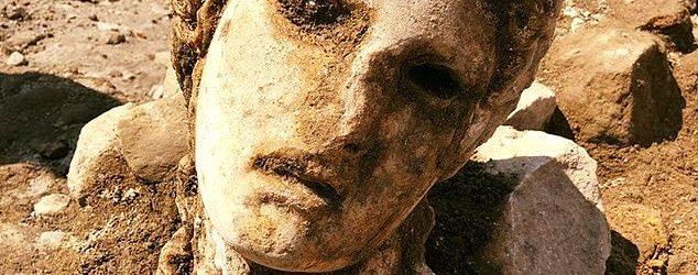 Հնագետները Հռոմում պեղումներ կատարելիս հայտնաբերել են գինեգործության հնագույն աստծու 2000-ամյա մարմարե կիսանդրին
