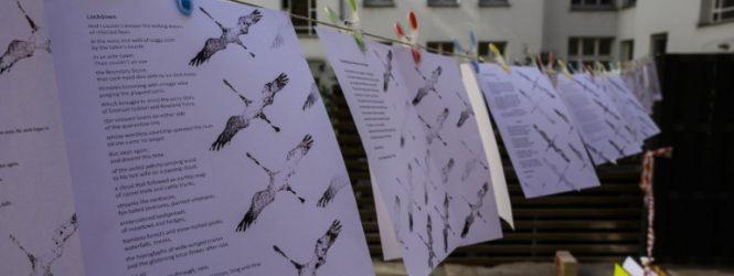 «Պատշգամբ, կյանք, արվեստ»․ Բեռլինում ավելի քան 50 արվեստագետ միացել է պատշգամբներում հանրային ցուցահանդեսի նախագծին
