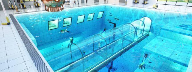 Լեհաստանում կբացվի աշխարհի ամենախորը ջրավազանը