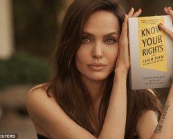 Անջելինա Ջոլին՝ երեխաների իրավունքների պաշտպանության նվիրված գրքի համահեղինակ