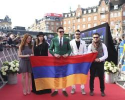 Մեկնարկել է «Եվրատեսիլ 2014» երգի մրցույթի բացման արարողությունը