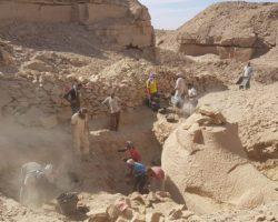 Եգիպտոսում խոյագլուխ սֆինքս է հայտնաբերվել
