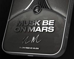 Caviar-ը ներկայացրել է Իլոն Մասկին և նրա SpaceX ընկերությանը նվիրված iPhone 12 Pro սմարթֆոնի կոնցեպտուալ մոդելը: