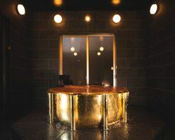 Ճապոնիայում հայտնվել է աշխարհում ամենամեծ ոսկե լոգարանը