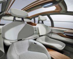 Audi-ն ներկայացրել է ինքնակառավարվող ավտոմեքենա, որի սրահում կարելի է բույսեր աճեցնել