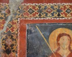 Հռոմում հազվագյուտ միջնադարյան որմնանկար է հայտնաբերվել՝ Քրիստոսի պատկերով