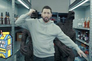 Eminem — Godzilla ft. Juice WRLD (Dir. by @_ColeBennett_)