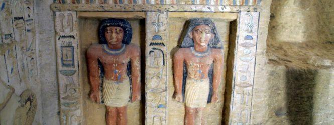 Եգիպտոսում 4400-ամյա բացառիկ դամբարան է հայտնաբերվել