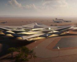 Սաուդյան Արաբիայում անապատային տեսիլք հիշեցնող լյուքս դասի օդանավակայան կկառուցվի: