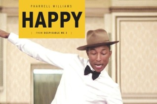 Pharrell Williams — Happy