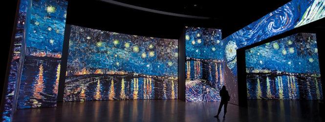 Վան Գոգի աշխատանքները` թվային ցուցահանդեսում