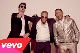 Robin Thicke — Blurred Lines