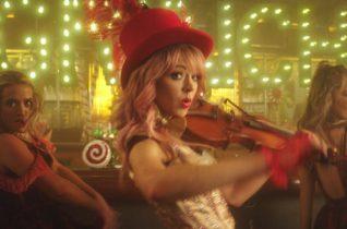 You're A Mean One, Mr. Grinch — Lindsey Stirling ft. Sabrina Carpenter